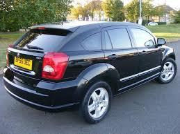 dodge for sale uk used dodge caliber 2006 manual petrol 1 8 sxt 5 door black for