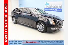 used cadillac cts wagon for sale used cadillac cts wagon for sale in pasadena tx edmunds