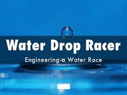 Challenge Water Drop Water Drop Racer By Tammy Hershey