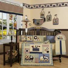 Baby Crib Sets Boy Crib Bedding Sets Blue The Important Aspect For Baby Bedding