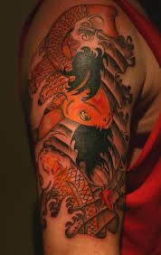Mexican Flag Tattoos Shoulder Meaning Cute Tattoos Mexican Flag Men Design Idea For Men