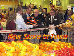 big turnout for opening of new schnucks store farmington post