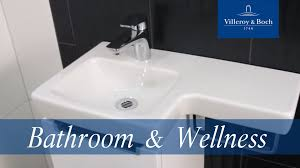 bathroom sinks subway collection villeroy u0026 boch youtube