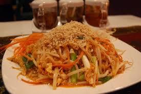 recette cuisine thailandaise traditionnelle food cuisine du monde recette de pad thaï ramen gambas