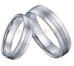 titanium jewelry rings images 2 pieces homosexual gay wedding band lovers rings eco healthy jpg