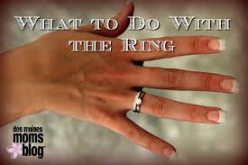 what to do with wedding ring what to do with your wedding ring after a divorce
