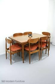 vintage modern dining table dining tables mid century modern