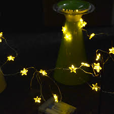 outdoor festival christmas decoration waterproof led string lights