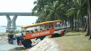 guided tours of singapore discover singapore on a vietnam war era vehicle tour on land and