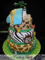 jungle baby shower cakes baby shower cakes bushwick fondant baby shower cakes page 8