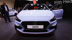 Checkered Flag Hyundai Service Hyundai I30 N Officially Revealed To Spice Up Hatch Game