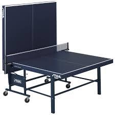 Amazon Ping Pong Table Amazon Com Stiga Expert Roller Table Tennis Table Ping Pong