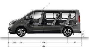 renault van interior dimension trafic passenger vans renault uk