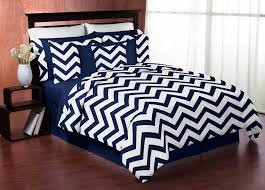 White And Blue Bedroom Bedroom Navy Blue Comforter With Quartefoil Pattern For Bedroom