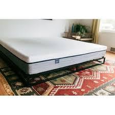 priage 6 inch king size metal platform bed frame free shipping