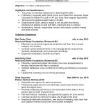 Barista Skills Resume Sample by Barista Resume Template Barista Job Description Resume Samples