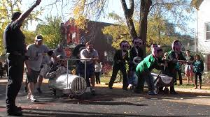 halloween fun casket races youtube