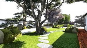 modern japanese garden landscape home design awesome amazing