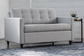 Gray Sleeper Sofa The Top 15 Best Sleeper Sofas U0026 Sofa Beds Apartment Therapy