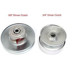 amazon com bullet lines torque converter go kart clutch