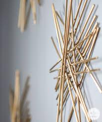 Jcpenney Clocks Furniture Diy Inspiring Peru Stick Starburst Wall Decor On Grey
