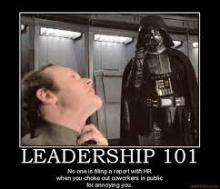 Leadership Meme - leadership demotivational poster page