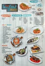 menu cuisine collective blackbeard s seafood island menu zomato philippines