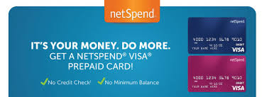 prepaid debit cards no fees the netspend visa prepaid card is now available at moneytree