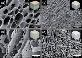 highly porous flame retardant and sustainable biofoams based on