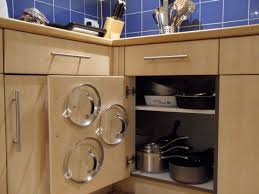 Particle Board Kitchen Cabinets Resplendent Wood Storage Cabinets With Doors Also Refinishing Oak
