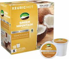 keurig black friday deals 2017 best buy 18 ct green mountain coffee keurig k cups creamy coconut
