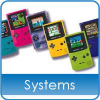 Gameboy Color Game Boy Games And Systems Gameboy Color