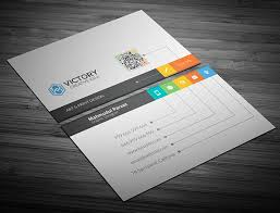 Business Cards Ideas For Graphic Designers 50 Best Free Psd Business Card Templates