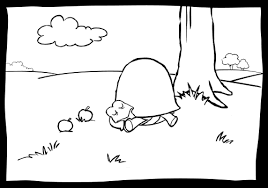 newton sleeping coloring pages parents peep