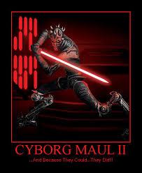 Darth Maul Meme - cyborg darth maul ii by katarnlunney on deviantart pin ups star