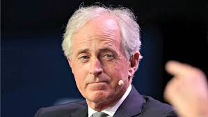 by linking trump with hate groups clinton spotlights the corker shreds trump administration for floating more tariffs