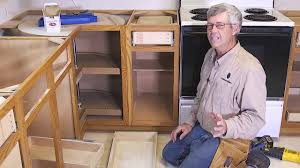 kitchen cabinet pull out storage racks kreg kitchen makeover series part 4 how to make slide out shelves