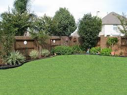 Backyard Easy Landscaping Ideas by Landscape Ideas Backyard Home Design Ideas