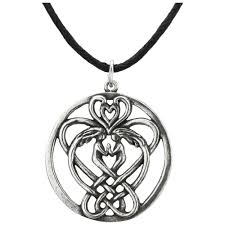 knot necklace images Sisters celtic knot necklace the animal rescue site jpg