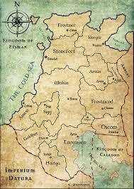Dnd Maps Eismar Campaign Political Map Dnd By Savingthrower On Deviantart
