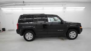 jeep patriots 2014 2014 jeep patriot sport black ed537790 seattle renton