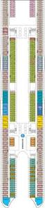 Royal Caribbean Harmony Of The Seas by Deck Plans Harmony Of The Seas Royal Caribbean Intl