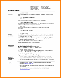 Latest Resumes Format by Latest Resume Format For Teachers Printable Rental Agreements