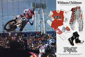 fox racing motocross part 6 of moto gear history on fox racing in the 1990s is up for