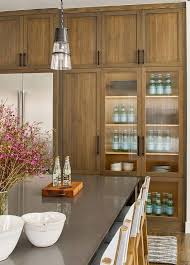 glass kitchen cabinet door pulls rippled glass kitchen cabinet doors design ideas