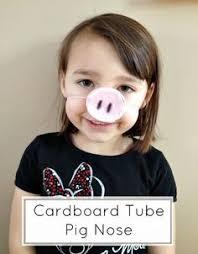 Toddler Pig Costume Halloween Pig Nose Ears U0026 Tail Pig Costume Aka Junior Alice