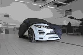 hamann land rover hamann range rover evoque cabrio makes video debut autoevolution