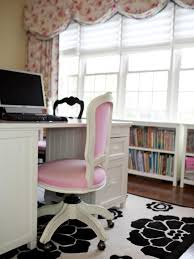 Pink Office Furniture by Photo Page Hgtv