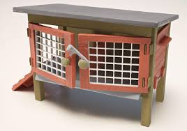 Home Made Rabbit Hutches Decorating Rabbit Hutches Comfortable Home For Your Small Pets