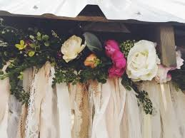 wedding backdrop garland summer flower garland boho wedding backdrop boho home decor